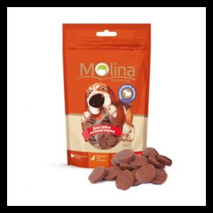 Molina Медальоны из ягненка для собак мелких пород