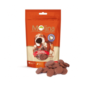 Molina Утиный хворост для собак мелких пород