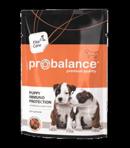 Пауч Probalance, укрепление иммунитета  для щенков с курицей в соусе.