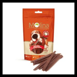 Molina Нарезка из говядины для собак мелких пород
