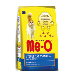 Ме-о сухой корм для стерилизованных кошек