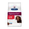 Сухой диетический корм для собак мелких пород Hill's Prescription Diet i/d Stress Mini Digestive Care при расстройствах ЖКТ вызванных стрессом, с курицей  (1,5 кг  5 кг).