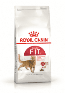 Royal Canin, Regular Fit 32, для умеренно активных кошек, имеющих доступ на улицу