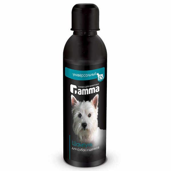 """Шампунь """"Гамма"""" для собак и щенков универсал 250мл"""