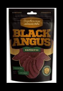 Деревенские лакомства для собак, Black Angus карпаччо.