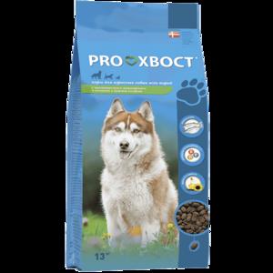 PROХВОСТ, сухой корм для собак с чувствительным пищеварением ( 13 КГ)