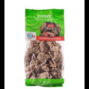 TITBIT, лакомства для собак, легкое баранье XL