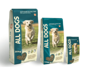 All Dogs сухой корм для собак всех пород