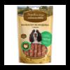 Деревенские лакомства для собак, колбаски из индейки с рисом.