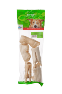 TITBIT, лакомства для собак, копытце баранье XL