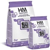 Наша марка, гипоаллергенный сухой корм для щенков всех пород с ягненком и рисом (500 г, 3 кг, 12 кг, 18 кг)