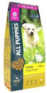 All Puppies сухой корм для щенков всех пород