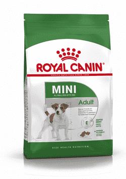 Royal Canin, Mini Adult, для взрослых собак мелких пород
