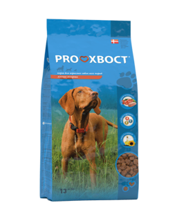 PROХВОСТ, сухой корм для собак, мясное ассорти (13 КГ)