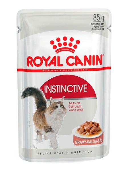 Royal Canin Инстинктив для кошки в соусе паучи